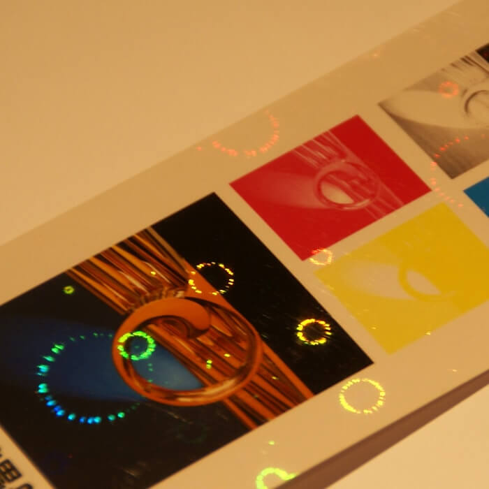 ホログラム-レインボーハナビ イメージ(大)画像