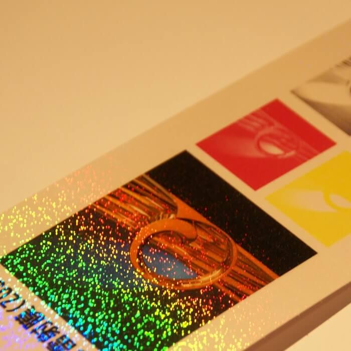 ホログラム-レインボーシャワー イメージ(大)画像